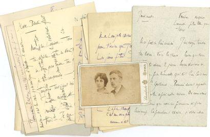Romain Rolland. L.A.S., et plus de 80 lettres...