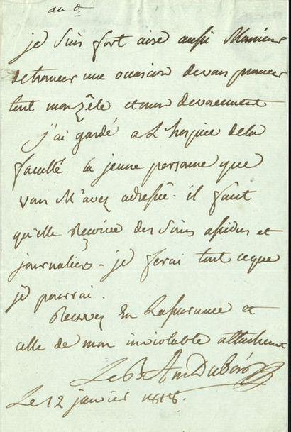 Antoine DUBOIS (1756-1837) chirurgien et...