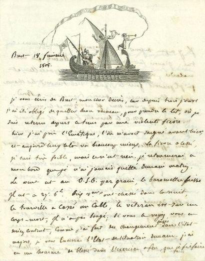 Jérôme BONAPARTE (1784-1860) frère de Napoléon,...