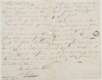 Félicité FERNIG (1770-1841) héroïne des guerres...
