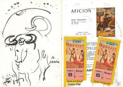 Pablo PICASSO et Édouard PIGNON (1905-1993)....