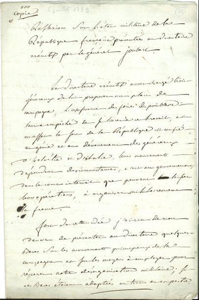Barthélemy Catherine JOUBERT (1769-1799)...