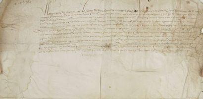 MARGUERITE D'ANGOULÊME (1492-1549) Reine...