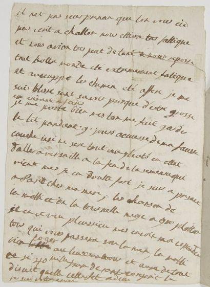 Anne-Thérèse de Savoie-Carignan, princesse...