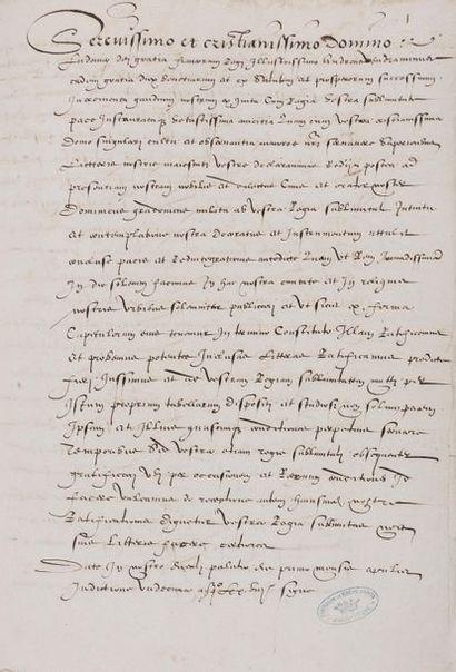 Venise. Manuscrit, 1478 (copie du XVIe siècle);...