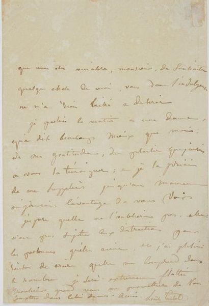 Louise CONTAT (1760-1813) actrice, sociétaire...