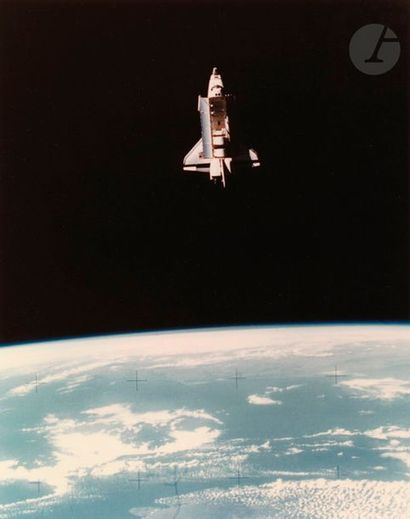 NASA Mission STS-7 Challenger, 22 juin 1983....