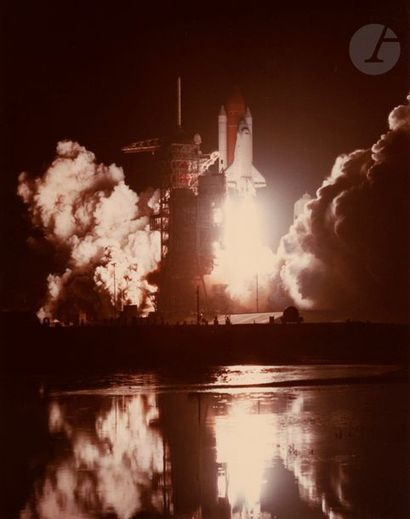 NASA Mission STS-8 Challenger, 30 août 1983....