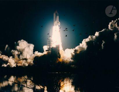 NASA Missions STS-81 et STS-84 Atlantis,...