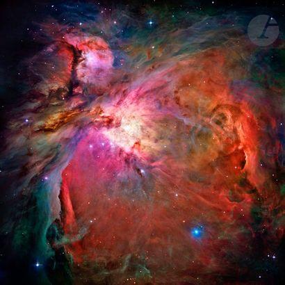 NASA Télescope Hubble, 2004. Constellation...