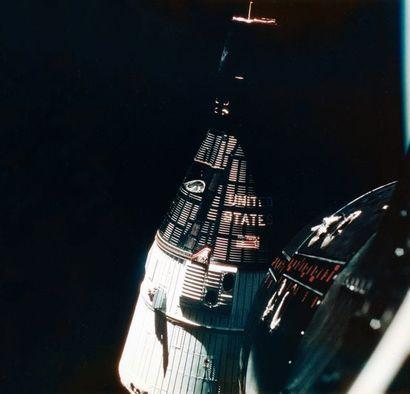 NASA - Thomas Stafford Rendez-vous entre...