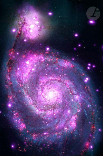 NASA Chandra X-Ray Observatory, 3 juin 2014....