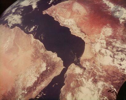NASA Gemini 11, 14 septembre 1966. Vue de...