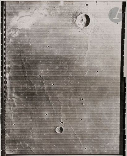 NASA Lunar Orbiter Project. Mission 4, 22...