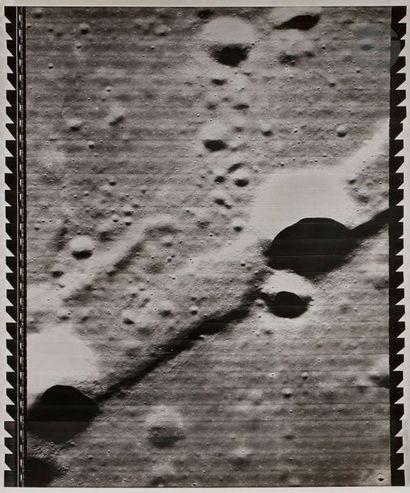NASA Lunar Orbiter Project. Mission 5, 14...