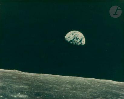 NASA - William Anders Apollo 8, 24 décembre...