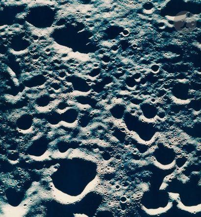 NASA Apollo 8, 24 décembre 1968. Cratères...