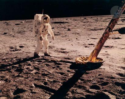 NASA - Neil Armstrong Apollo 11, 20 juillet...