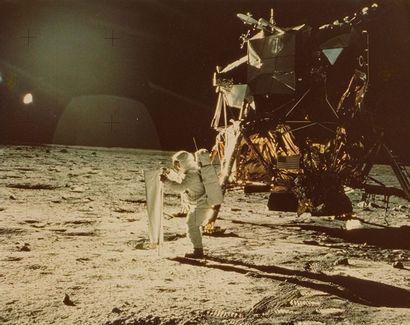 NASA - Neil Armstrong Apollo 11, 21 juillet...