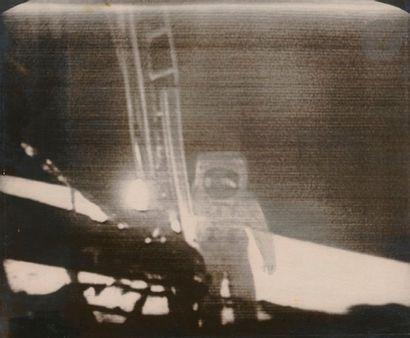 NASA Apollo 11, 21 juillet 1969. Première...
