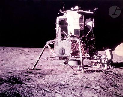 NASA - Alan Bean Apollo 12, 19 novembre 1969....