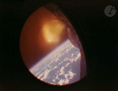 NASA Gemini 2, 19 janvier 1965. La Terre...