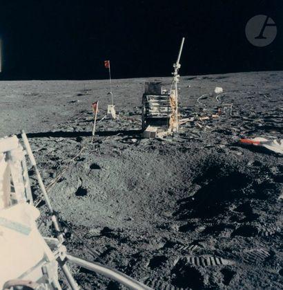 NASA - Alan Shepard Apollo 14, 5 février...
