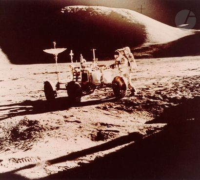 NASA - David Scott Apollo 15, août 1971....