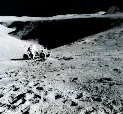 NASA - James Irwin Apollo 15, août 1971....