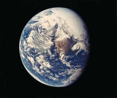 NASA Apollo 16, 16 avril 1972. Vue de la...