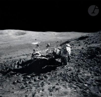 NASA - Charles Duke Apollo 16, 22 avril 1972....