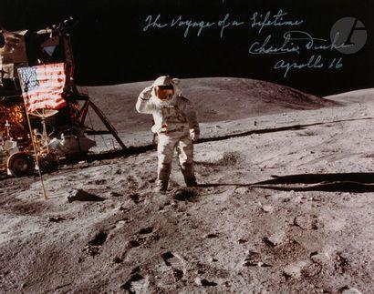 NASA - John Young Apollo 16, 16-27 avril...