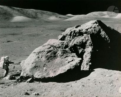 NASA - Eugene Cernan Apollo 17, décembre...