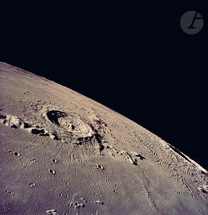 NASA - Ronald Evans Apollo 17, décembre 1972....
