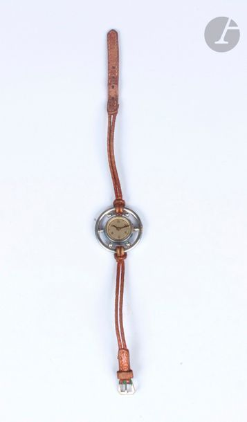 MéLIK vers 1940. N°3888. Montre bracelet...