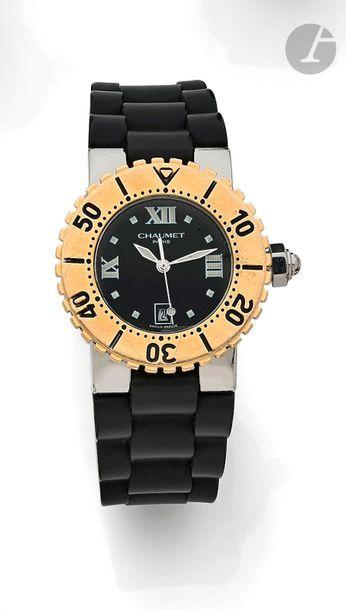 CHAUMET Class one N°622-4824 Montre bracelet...
