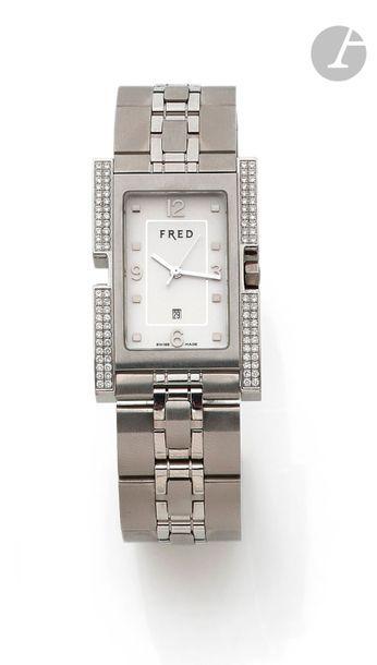 FRED 36. Vers 2010 Montre bracelet pour femme...