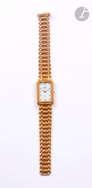 EMERICH MEERSON Vers 1990 Montre bracelet...
