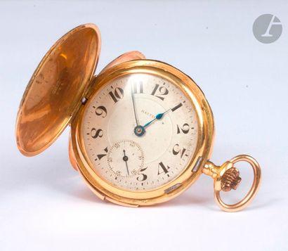 BALTIC. Vers 1900. N°293091. Montre de poche...