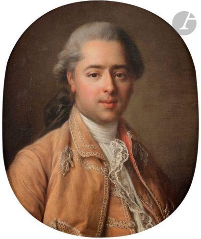 François Hubert DROUAIS (Paris 1727 - 1775)...