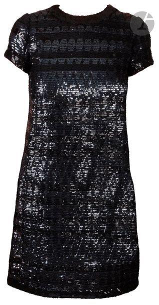 Yves SAINT LAURENT Haute couture Robe de...