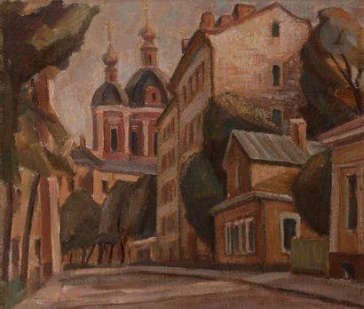 Marat Kharitonovitch BASKAEV (né en 1931)...