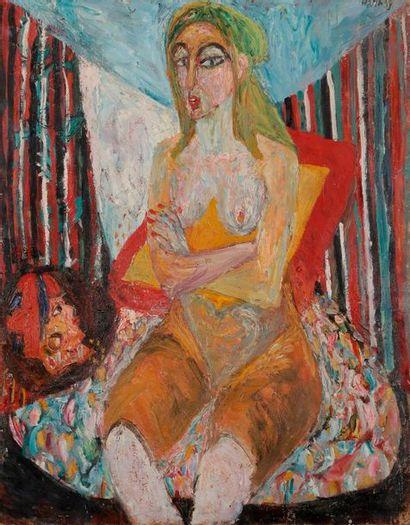 Natta Ivanovna KONYCHEVA (née en 1935) Femme...