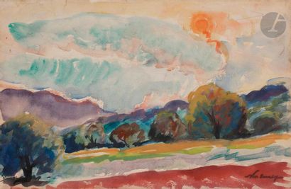 Nicolas Alexandrovitch TARKHOFF (1871-1930)...