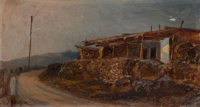Leonid Demianovitch BLINOV (1867-1903) Saklia...