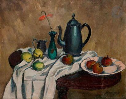 Alexandre Alexandrovitch OSMERKIN (1892-1953)...