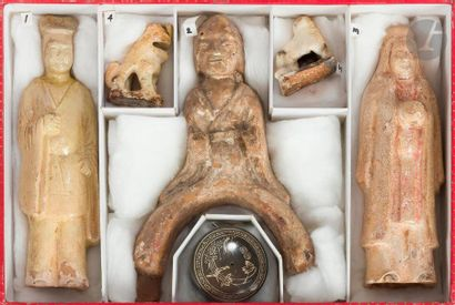 CHINE - Époque SUI (581 - 618) et époque...