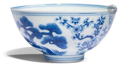 CHINE - Époque GUANGXU (1875 - 1908) Bol...