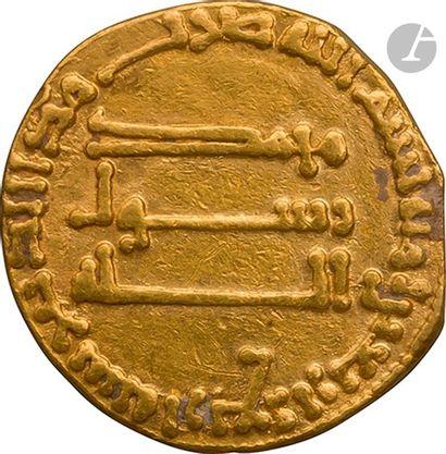 ABBASSIDES. Règne d'Al-Mansûr (136-158 H...