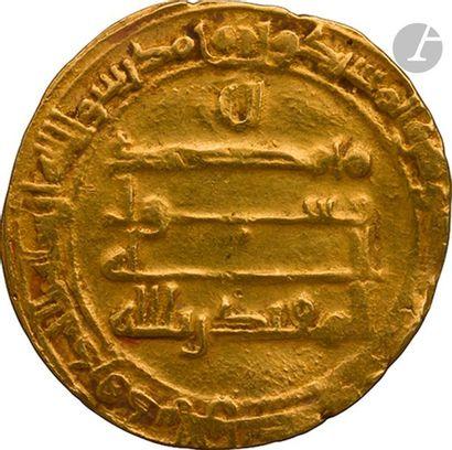 ABBASSIDES. Règne d'Al-Muqtadir (295-320...
